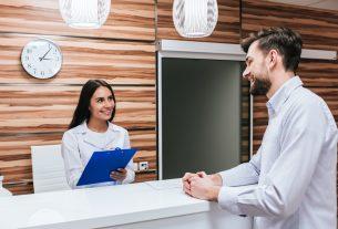 Recruitment For Receptionist Front Desk In Canada